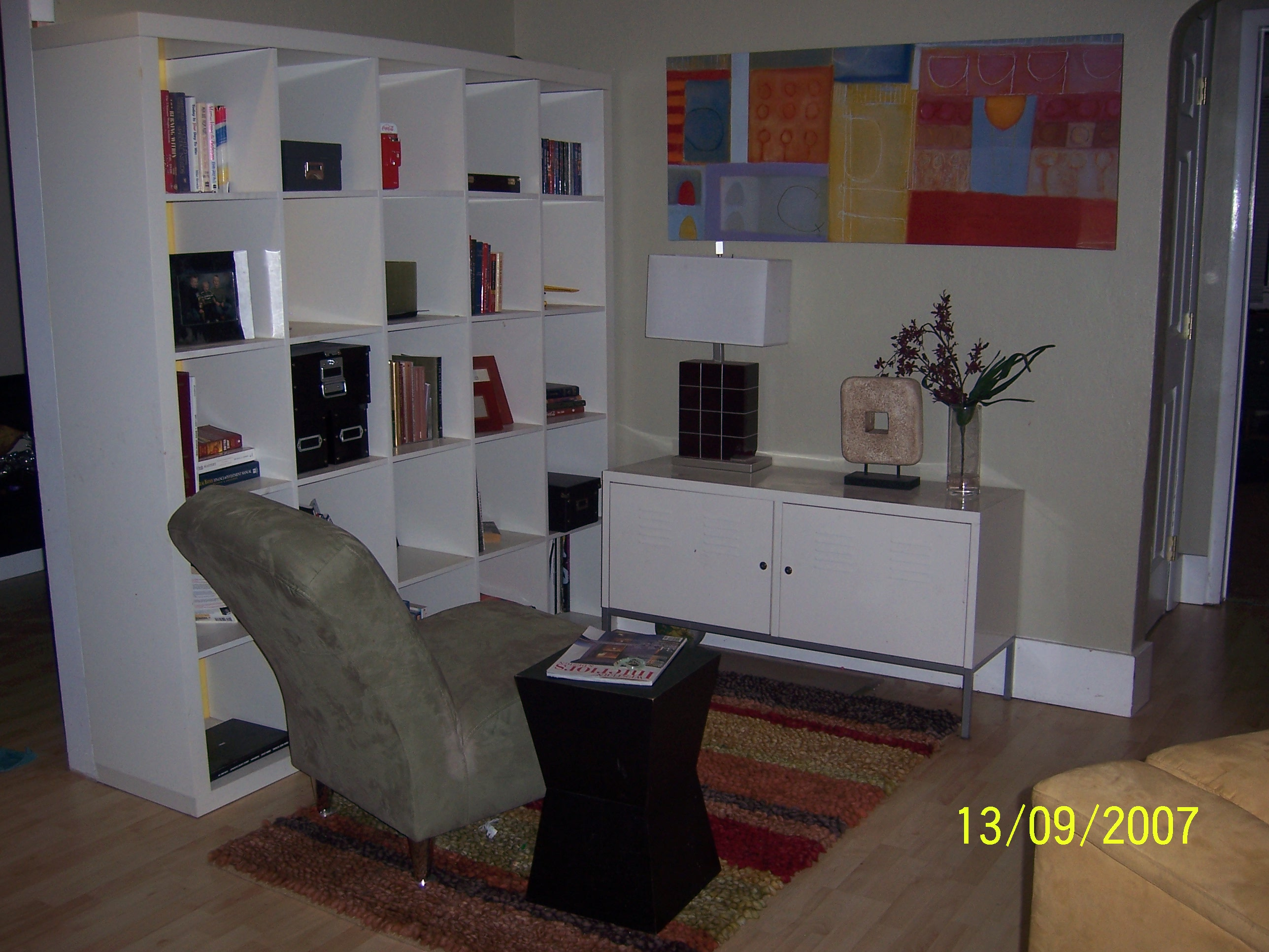 Laminate Floor On Wall
